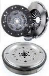 DUAL MASS FLYWHEEL DMF & COMPLETE CLUTCH KIT AUDI A4 1.8 T QUATTRO